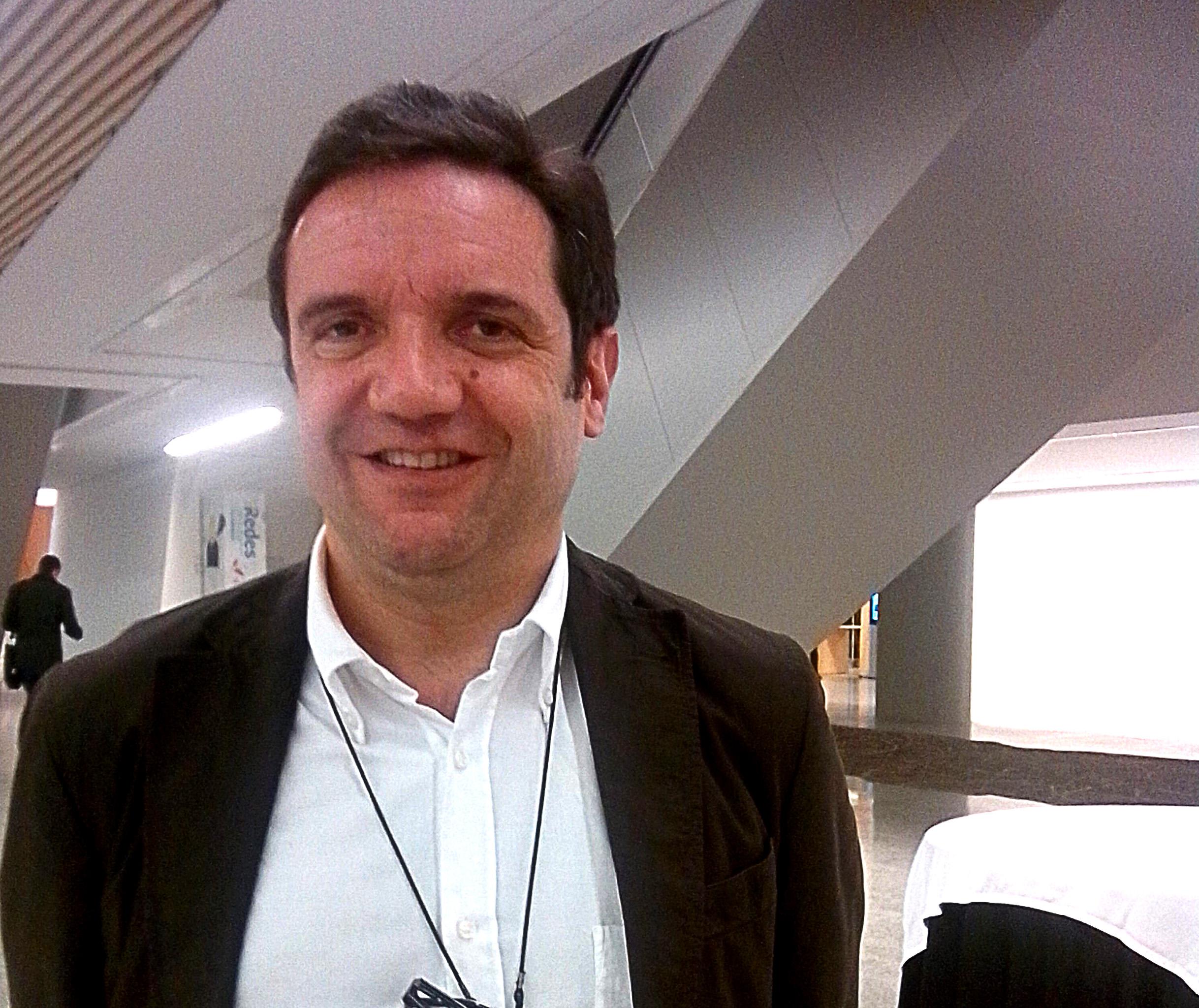 """Francisco Sierra: """"Las redes sociales han cambiado la forma de ver la televisión"""""""