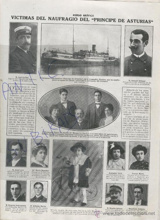 Titanic español