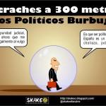 POLITICOS BURBUJA