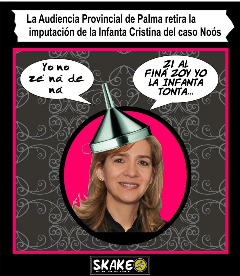 INFANTA impunidad