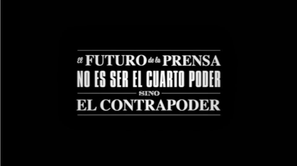 Periodismo y cine 3 el tip metro 2 0 for El cuarto poder 2 0